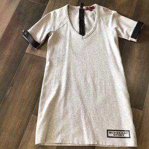 Burberry Brit Sport Grey Dress- Size M